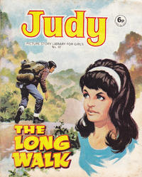 Cover Thumbnail for Judy Picture Story Library for Girls (D.C. Thomson, 1963 series) #117