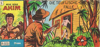 Cover Thumbnail for Akim (Bozzesi Verlag, 1960 series) #5