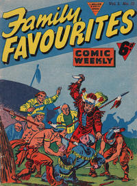 Cover Thumbnail for Family Favourites (L. Miller & Son, 1954 series) #13