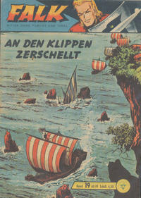Cover Thumbnail for Falk, Ritter ohne Furcht und Tadel (Lehning, 1963 series) #19