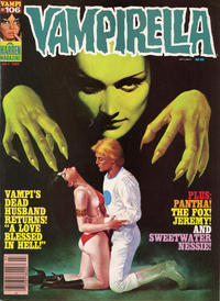 Cover for Vampirella (Warren, 1969 series) #106