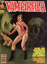 Cover for Vampirella (Warren, 1969 series) #105