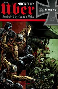 Cover Thumbnail for Uber (Avatar Press, 2013 series) #6 [Regular Cover - Caanan White]