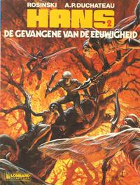 Cover Thumbnail for Hans (Le Lombard, 1983 series) #2 - De gevangene van de eeuwigheid