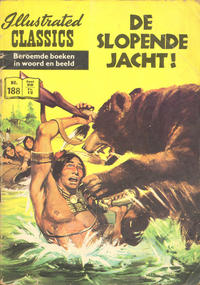 Cover Thumbnail for Illustrated Classics (Classics/Williams, 1956 series) #188 - De slopende jacht!