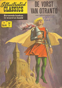 Cover Thumbnail for Illustrated Classics (Classics/Williams, 1956 series) #169 - De vorst van Otranto