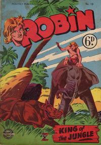 Cover Thumbnail for Robin (L. Miller & Son, 1952 ? series) #59