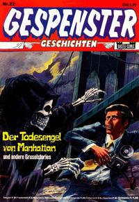 Cover Thumbnail for Gespenster Geschichten (Bastei Verlag, 1974 series) #22