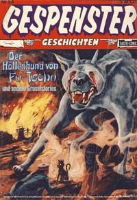 Cover Thumbnail for Gespenster Geschichten (Bastei Verlag, 1974 series) #23