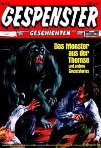 Cover Thumbnail for Gespenster Geschichten (Bastei Verlag, 1974 series) #30