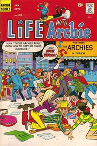 Cover Thumbnail for Life with Archie (Archie, 1958 series) #105