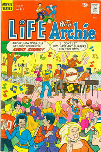 Cover Thumbnail for Life with Archie (Archie, 1958 series) #111