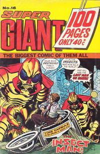Cover Thumbnail for Super Giant (K. G. Murray, 1973 series) #16
