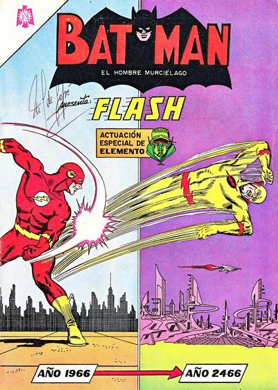 Cover for Batman (Editorial Novaro, 1954 series) #334