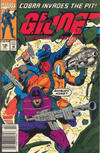 Cover Thumbnail for G.I. Joe, A Real American Hero (1982 series) #130 [Australian Price Variant]