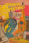 Cover for Strange Adventures (K. G. Murray, 1954 series) #35