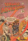 Cover for Strange Adventures (K. G. Murray, 1954 series) #17