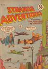Cover for Strange Adventures (K. G. Murray, 1954 series) #13