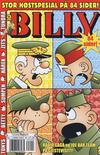 Cover for Billy (Hjemmet / Egmont, 1998 series) #20/2013
