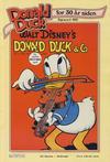 Cover for Donald Duck for 30 år siden (Hjemmet / Egmont, 1978 series) #4/1980