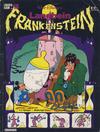 Cover for Langbein album (Hjemmet / Egmont, 1977 series) #10 - Langbein Frankenstein