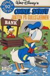 Cover Thumbnail for Donald Pocket (1968 series) #92 - Onkel Skrue Jakten på gullstjernen [Reutsendelse]