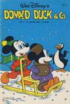 Cover for Donald Duck & Co (Hjemmet / Egmont, 1948 series) #3/1980