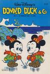 Cover for Donald Duck & Co (Hjemmet / Egmont, 1948 series) #7/1980