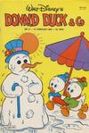 Cover for Donald Duck & Co (Hjemmet / Egmont, 1948 series) #8/1980