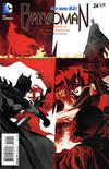 Cover for Batwoman (DC, 2011 series) #24