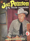 Cover for Jace Pearson of the Texas Rangers (World Distributors, 1953 series) #11