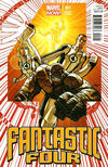 Cover for Fantastic Four (Marvel, 2013 series) #1 [Variant Cover by Dave Johnson]