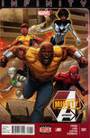 Cover for Mighty Avengers (Marvel, 2013 series) #1