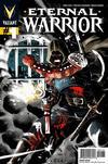 Cover for Eternal Warrior (Valiant Entertainment, 2013 series) #1 [Cover C - Dave Bullock]