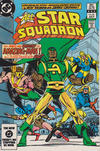 Cover for All-Star Squadron (DC, 1981 series) #23 [Direct]
