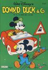Cover for Donald Duck & Co (Hjemmet / Egmont, 1948 series) #13/1980