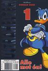 Cover for Walt Disney's Ultrahelter (Hjemmet / Egmont, 2013 series) #1 - Alle mot én!