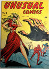 Cover for Unusual Comics (Bell Features, 1946 series) #6