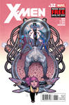 Cover for X-Men (Marvel, 2010 series) #32