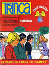 Cover for Trinca (Doncel, 1970 series) #4