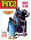 Cover for Trinca (Doncel, 1970 series) #35
