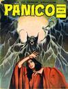 Cover for Pánico (Vilmar, 1972 series) #18