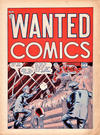 Cover for Wanted Comics (Arnold Book Company, 1949 series) #[nn]