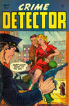 Cover for Crime Detector (Timor, 1954 series) #2