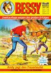 Cover for Bessy (Bastei Verlag, 1976 series) #15