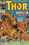 Cover for Thor (Marvel, 1966 series) #379 [Newsstand Edition]