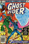 Cover Thumbnail for Ghost Rider (1973 series) #72 [Newsstand Edition]