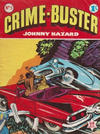Cover for Crime-Buster Johnny Hazard (World Distributors, 1959 series) #5