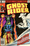 Cover Thumbnail for Ghost Rider (1973 series) #56 [Newsstand Edition]