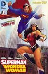 Cover for Superman / Wonder Woman (DC, 2013 series) #1 [New York Comic Con Variant]